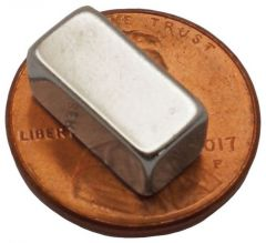 "1/2"" x 1/4"" x 1/4"" Bars/Blocks -SmCo"