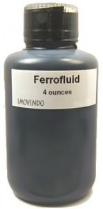 Ferrofluid Magnetic Liquid - 4 oz