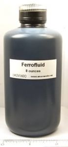 Ferrofluid Magnetic Liquid - 8 oz