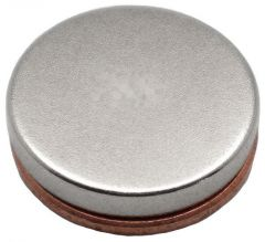 "3/4"" x 1/8"" Disc Magnets - Adhesive Backed - Neodymium Magnets"