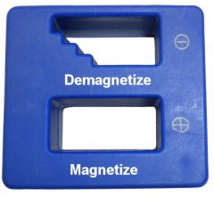Screwdriver & Tool Magnetizer / Demagnetizer