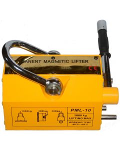 Magnetic Lifter 1000kg / 2200lb  - Crane/Hoist Lifting Magnet