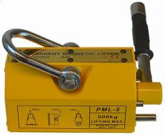 Magnetic Lifter 500kg / 1100lb  - Crane/Hoist Lifting Magnet