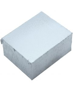 Zirconium Metal Element Block - 99.97% - 84g