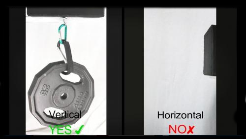 Neodymium Hook Magnets - Vertical vs Horizontal Placement