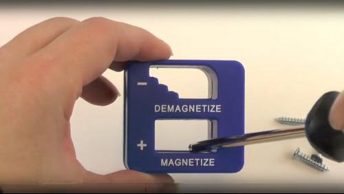 Tool Magnetizer - Large