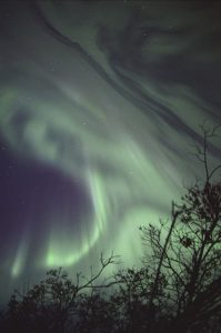Geomagnetic Solar Storm of '03 Was Neither a Trick nor a Treat