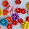 DIY Spring Flower Magnets in 4 Easy Steps