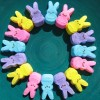 DIY: Peeps Magnets for Spring or Easter
