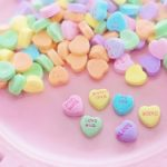 DIY: Conversation Hearts Magnets for Valentine's Day