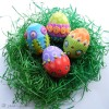 DIY Magnets: Easter Eggs