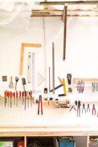 DIY Magnetic Tool Holder