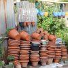 DIY Magnetic Vertical Garden