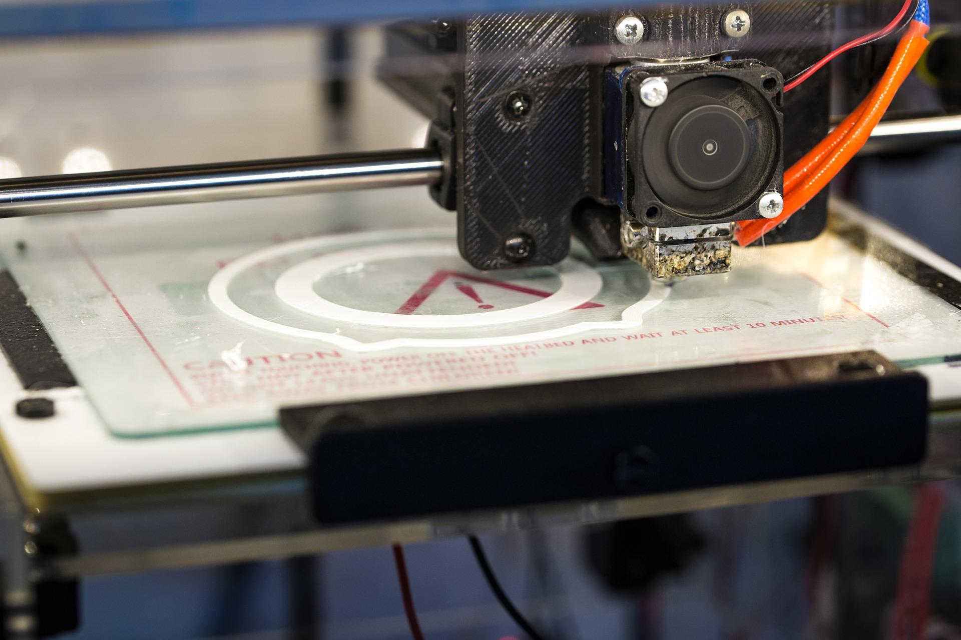 3D printing creates magnets
