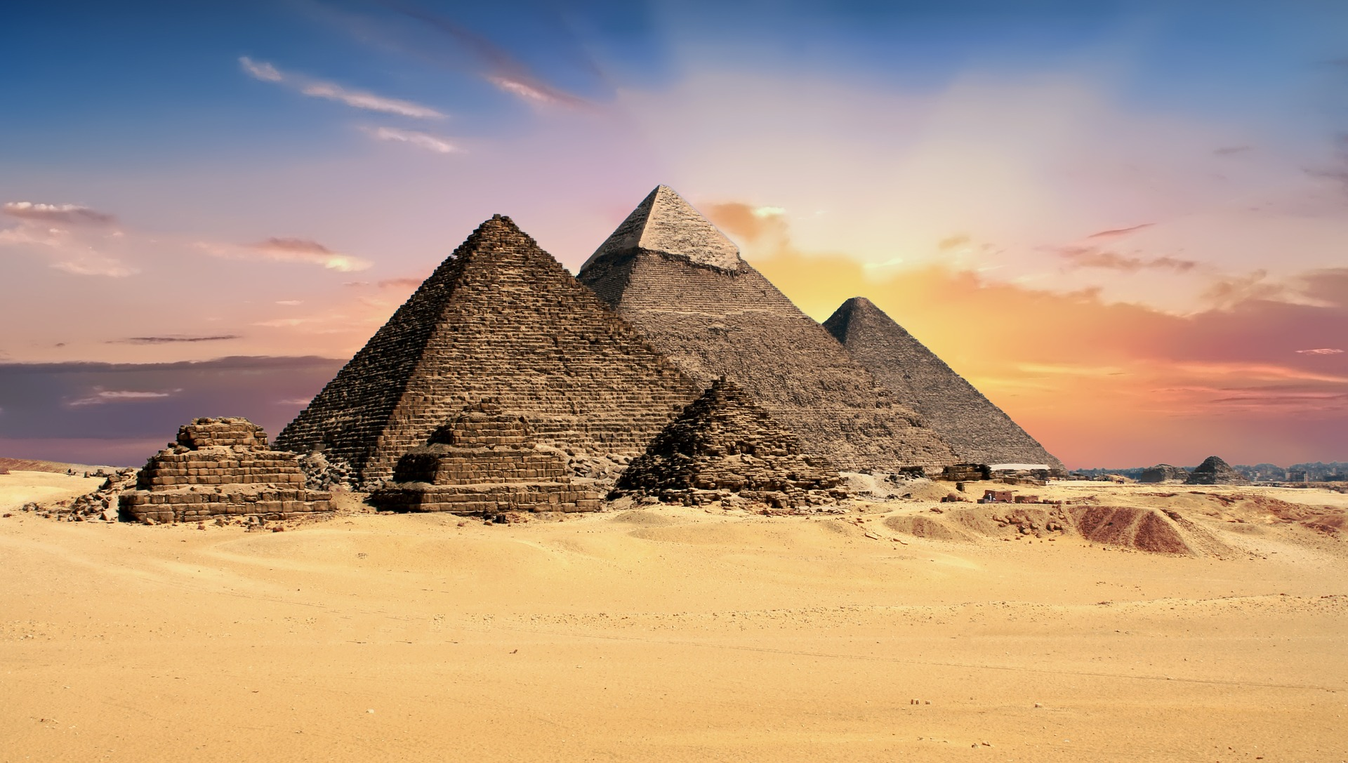 scientists recently married physics and pyramid research to discover a connection between the pyramid's structure and electromagnetism.