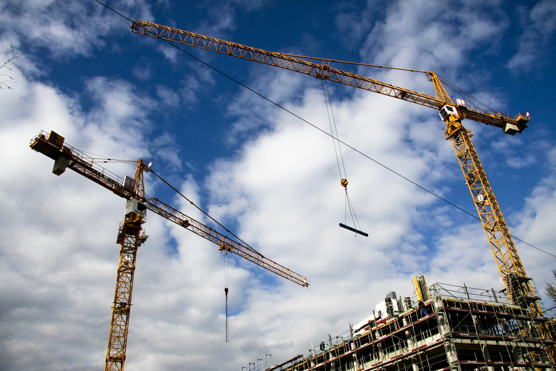 Electromagnets are the Driving Force Behind Cranes