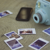 DIY Polaroid-Style Magnets