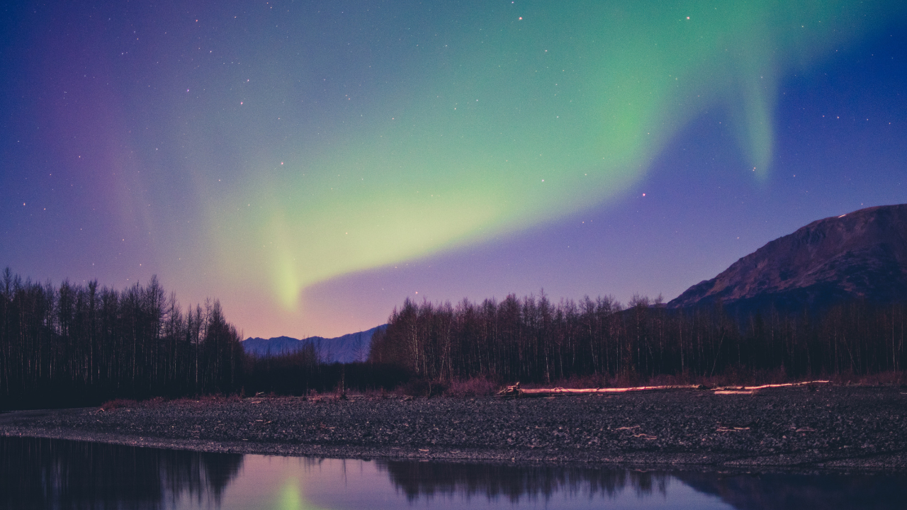 Sun's Magnetism and Auroras