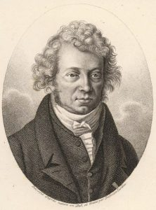 Magnetic Personalities: Andre-Marie Ampere