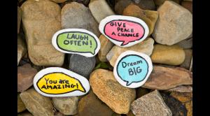 Spreading Joy With Magnetic Kindness Rocks