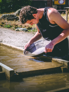 How They Used Our Products: Gold Panning with Magnets!