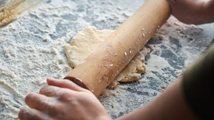 Salt Dough Magnet DIY