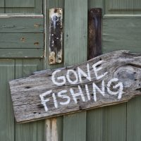 Go fishing without having to leave home