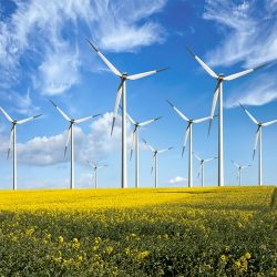 Magnetic Fields Used to Augment Wind Power