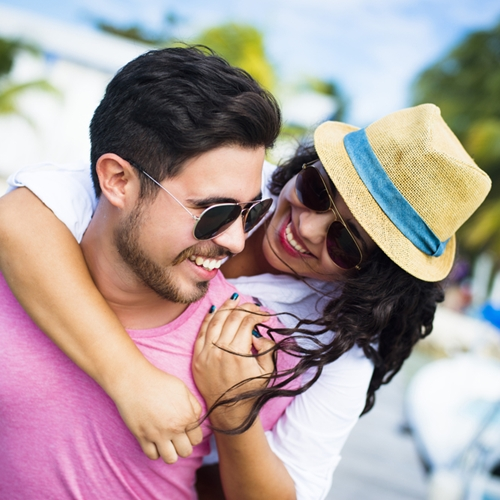 Magnetic sunglasses simplify repairs